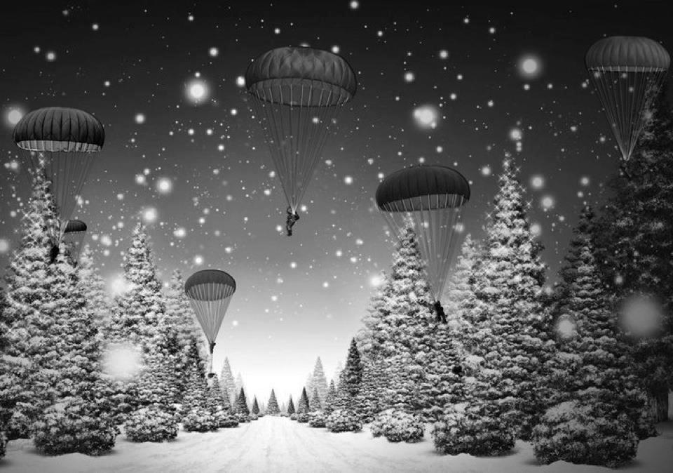 Airborne Christmas